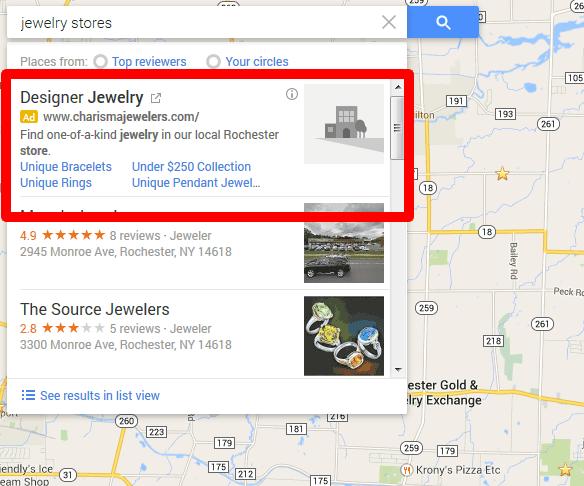 احترف إعلانات جوجل الجزء الثاني الإعلانات في خرائط جوجل