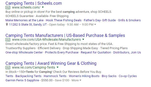 احترف إعلانات جوجل الجزء الثاني نماذج الإعلانات النصية