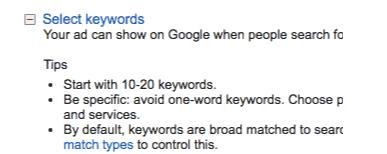 احترف إعلانات جوجل الجزء الخامس - اضبط مجموعتك الإعلانية 1