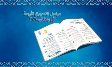 مراحل التسويق الأربعة في رمضان 2020