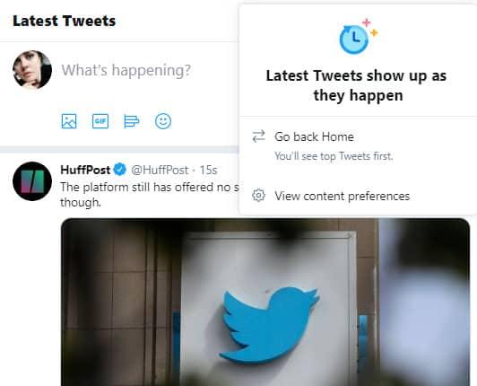 خوارزمية تويتر في 2020 3