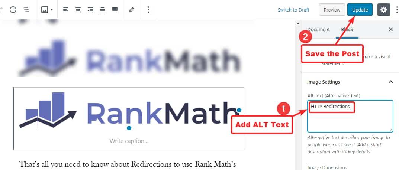 شرح Rank Math الجزء الثالث