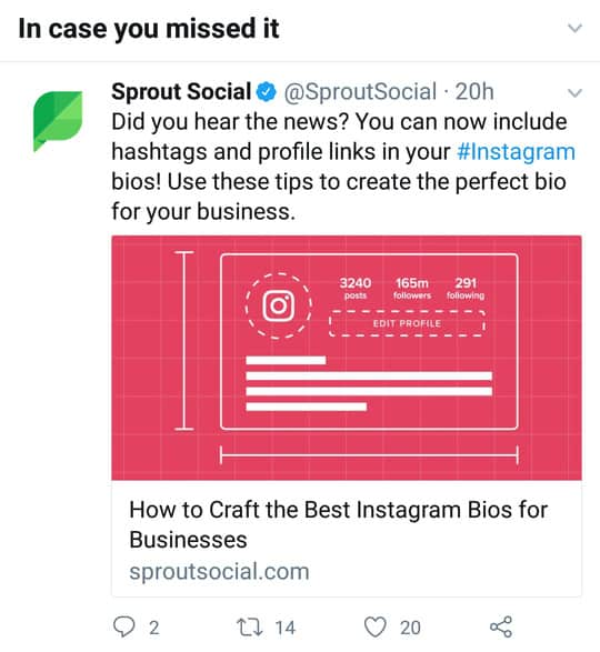 خوارزمية تويتر في 2020 1